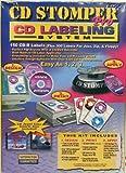 CD Stomper Pro CD Labeling System