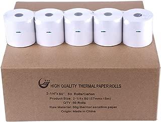 Thermal Paper Cash Registers Rolls 2 1/4