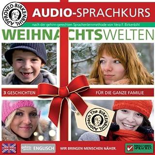 Englisch gehirn-gerecht: Weihnachtswelten (Birkenbihl Sprachen) Titelbild
