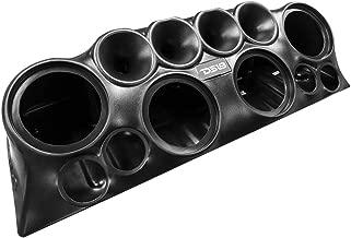 DS18 J-Loud Jeep Wrangler Cage Roll Soundbar System for Jk, JKU, Jl 2007-2019 (Black)
