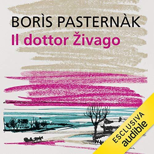 Il dottor Zivago audiobook cover art
