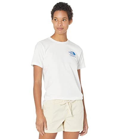 The North Face New USA Short Sleeve Tee