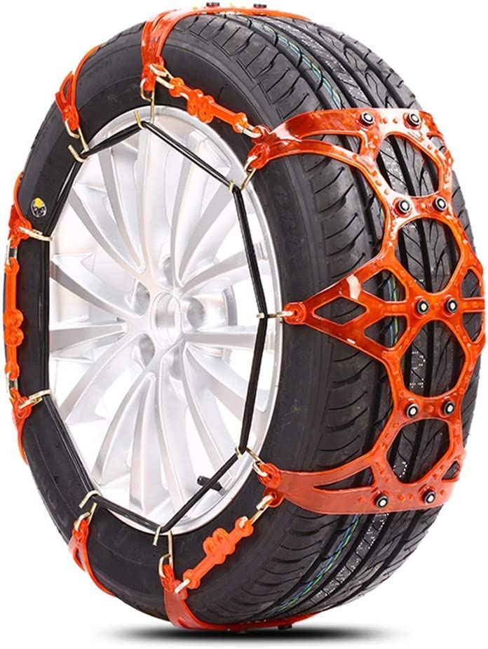 All Season Anti-Skid Chains - Emergencies for Road Pa and Trip Ranking TOP10 Free Shipping New