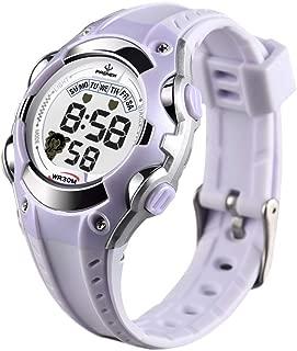 Kids Watch Children Waterproof Watch - Sport Watch Outdoor,Kids Digital Watch with Chronograph, Alarm,Child Wrist Watch for Boys, Girls