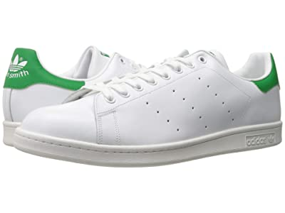 adidas Originals Stan Smith (White/White/Green) Men