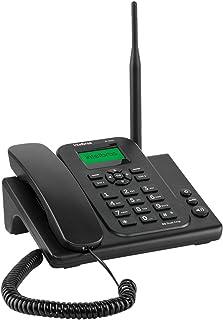 Telefone Celular Fixo GSM Wifi Intelbras CF 4202N Preto