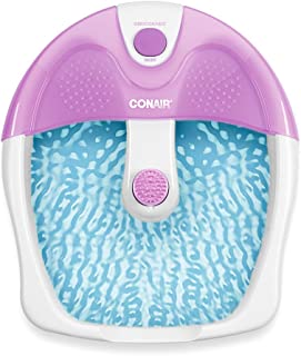 Conair Foot Spa/ Pedicure Spa with Soothing Vibration Massage