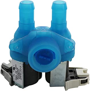 Kitchen Basics 101: W10212596 Washing Machine Water Inlet Solenoid Valve Replacement for Whirlpool Maytag AP4482373, PS2366737