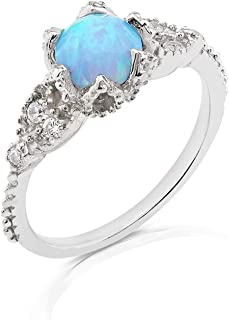 Blossom Pink & Ocean Blue & Halo White Color Premium...