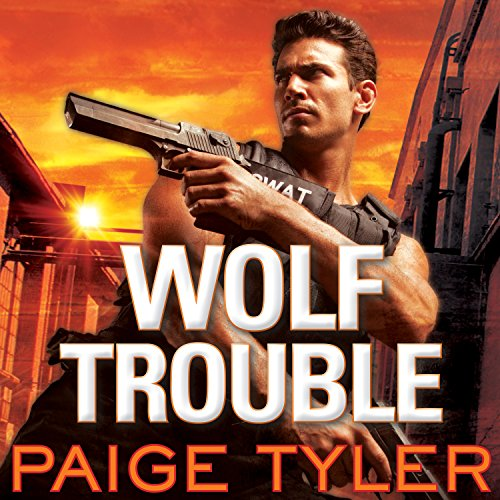 Wolf Trouble audiobook cover art