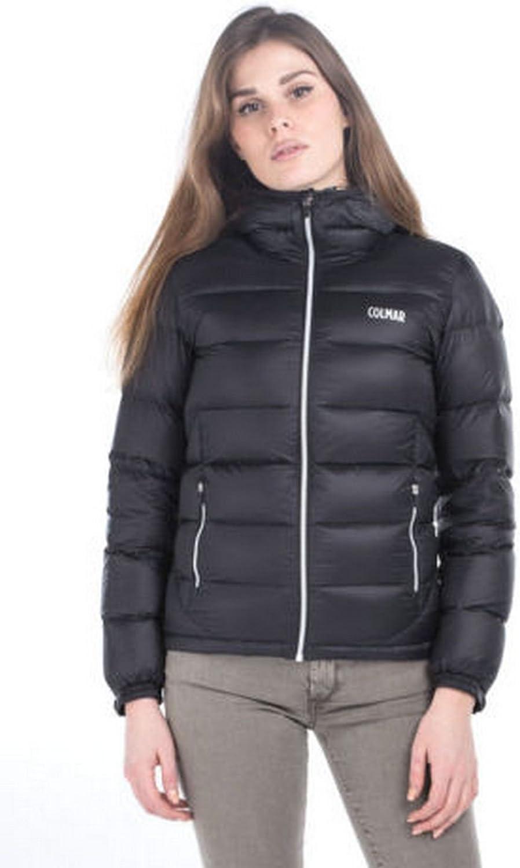 Colmar Women's Down Track Jacket Black Black UK 18