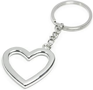 Lucky Key Chain (Heart-Shaped)