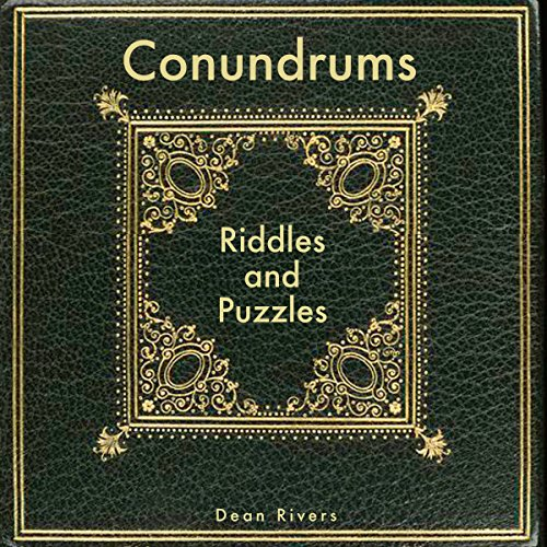 Conundrums, Riddles and Puzzles audiobook cover art
