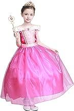 LOEL Girls New Princess Party Costume Long Dress