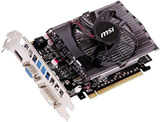 MSI GeForce GT630 Nvidia Graphics Card (2GB, PCI-E 2.0 x16)