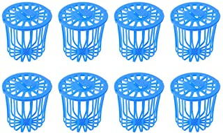 Generic 8pcs Parrots Feeder Basket Bird Food Fruit Feeding Perch Stand Holder Foraging Toys Birdcage Accessories for Pet B...