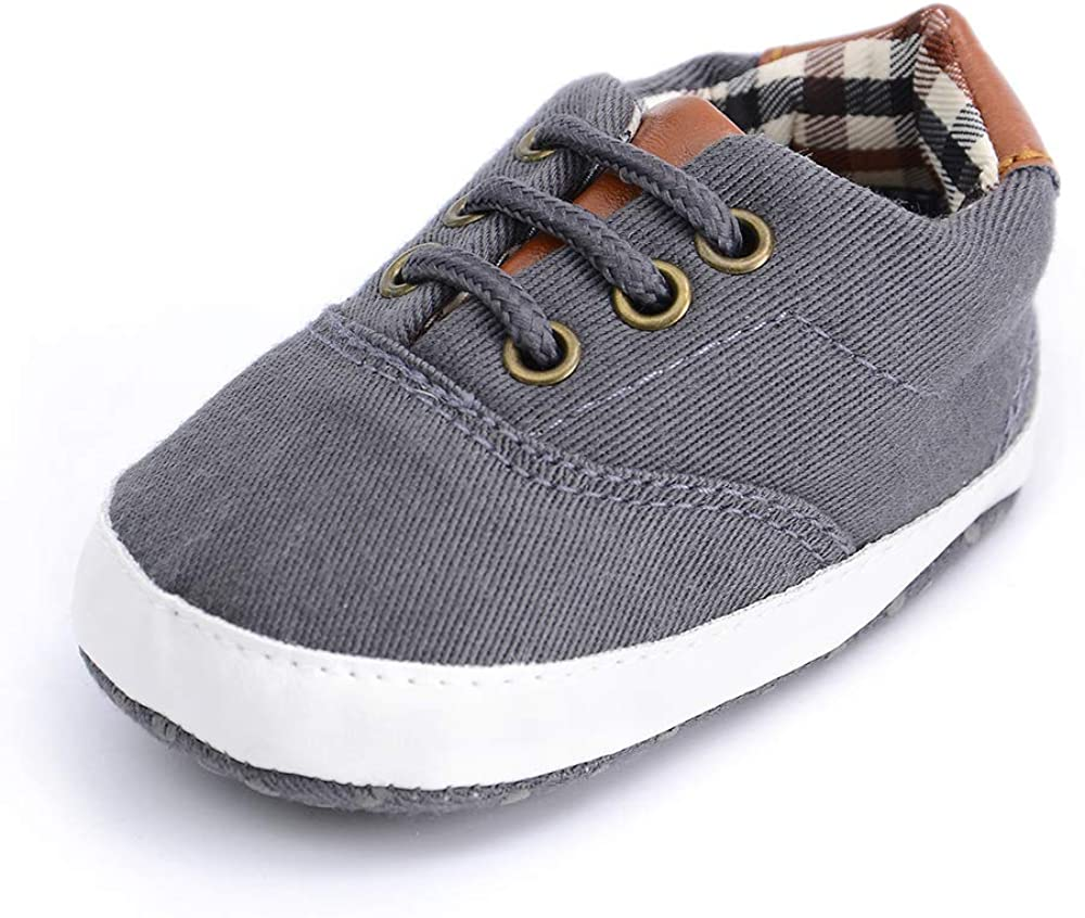 Baby Special price for a limited time Boys Girls Canvas In stock Shoes Premium Basic Sole Soft Snea Infant