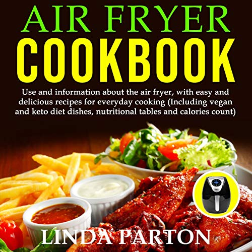 Air Fryer Cookbook  By  cover art