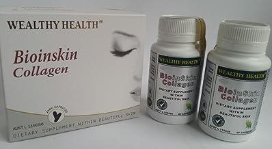 Wealthy Health-BioinSkin Collagen 2x 60 Capsules