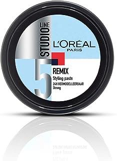 L'Oreal Paris Studio Line Remix 5 Strong 24H Remoldable Hair Styling Paste 150 mL