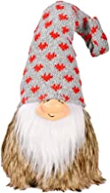 Amosfun Kerst Gnome Decoratie Kerst Elf Decoratie Ornamenten Gnome Beeldjes Scandinavische Gnome Kerst Tafel Ornamenten (G...