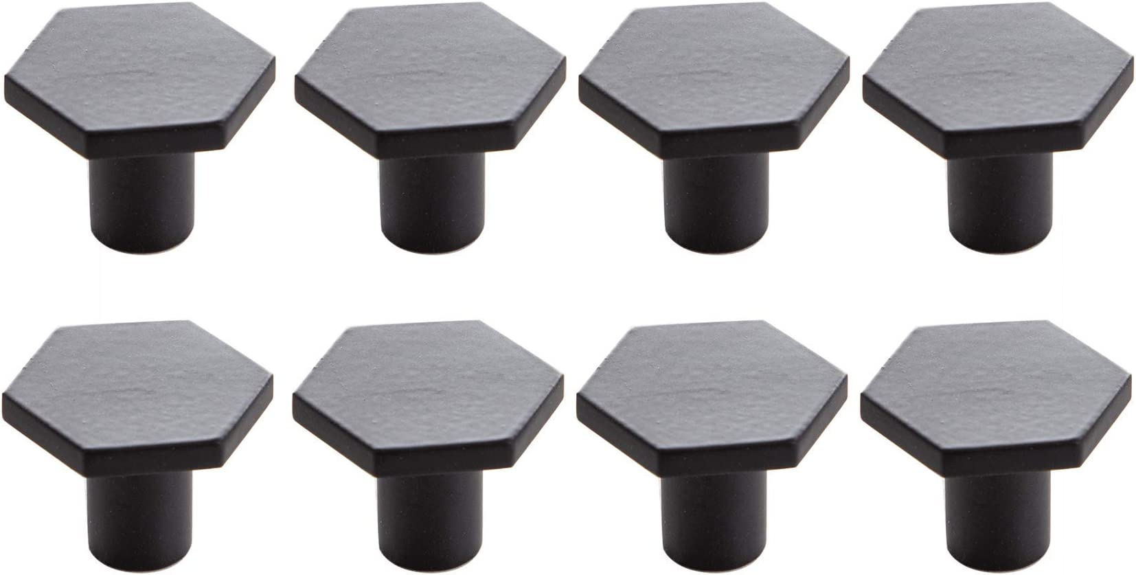 Set of 8  Country Cotton Bolls Drawer  Cabinet Knobs