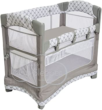 Arms Reach Concepts Inc. Mini Ezee 3 In 1 - Acanthus, Grey