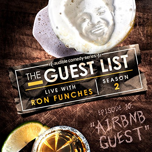 Ep. 10: Airbnb Guest (The Guest List) audiobook cover art