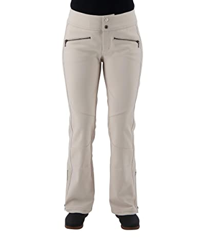 Obermeyer Clio Softshell Pants (Tahini) Women