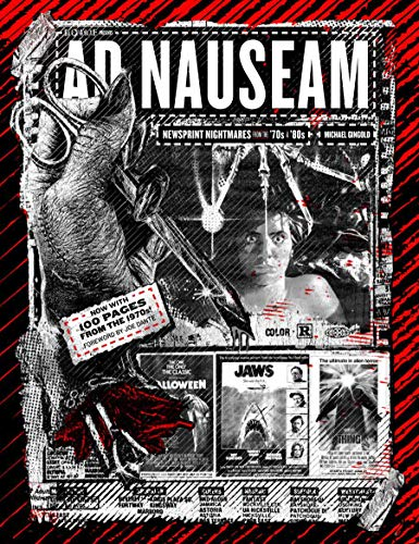 Ad Nauseam: Newsprint Nightmares from the '70s and '80s (Expanded Edition)