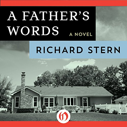 A Father's Words audiobook cover art