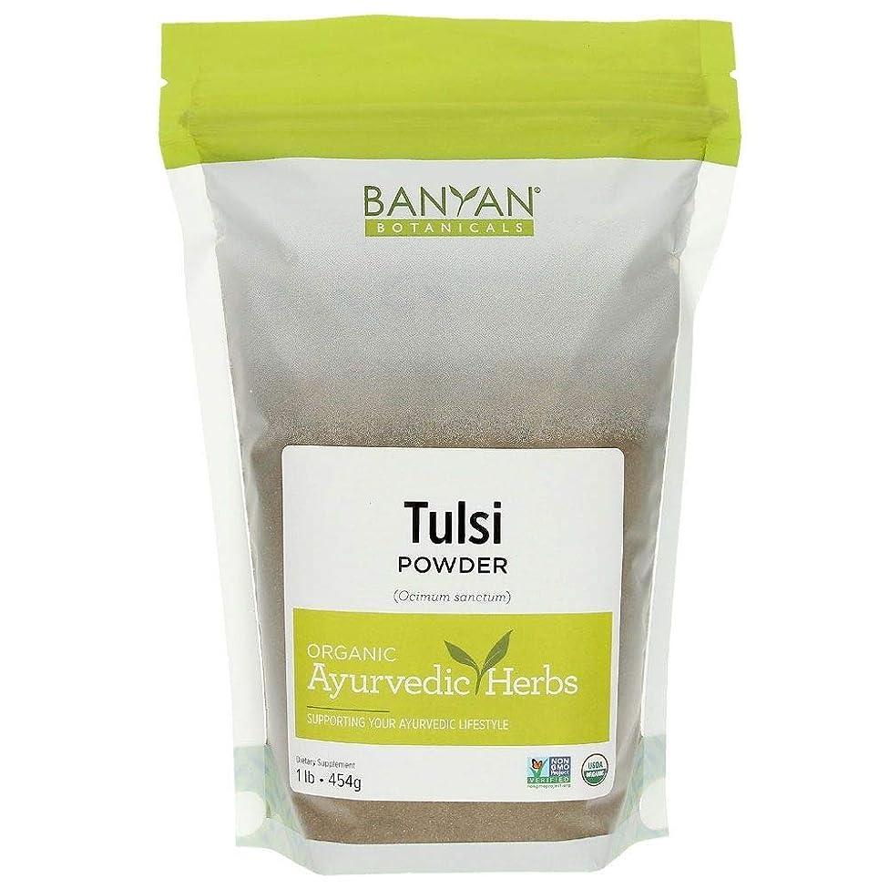 Banyan Botanicals Tulsi Powder, 1 Pound - USDA Organic - Ocimum sanctum - Holy Basil - Ayurvedic Adaptogen*
