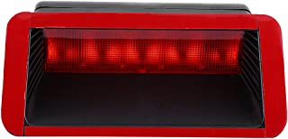 Suuonee LED Brake Light Universal 32 LED Red Car High Mount Third Brake Stop Fanale posteriore spia 12V