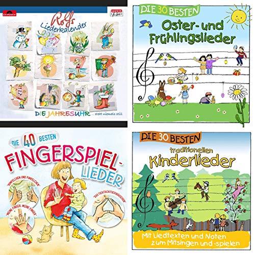 Kinderlieder für Ostern und Frühling