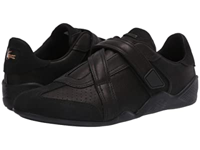 Lacoste Hapona Strap 120 1 (Black/Black) Women