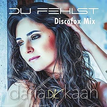 Du fehlst (Discofox Mix)
