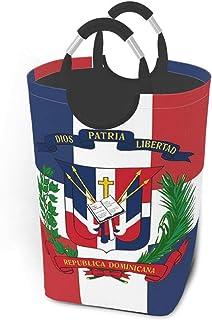 N\A Republica Dominicana Lot de vêtements Sales Panier à Linge 50l Panier à Linge étanche avec poignées Sac à Linge Maigre...
