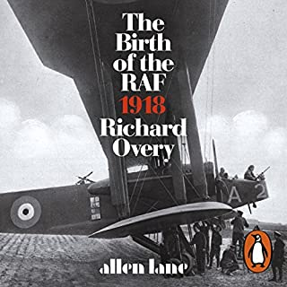 The Birth of the RAF, 1918 cover art