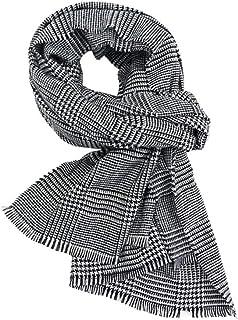 e278fc81e1be26 Amazon.it: quadri bianco nero - Sciarpe / Sciarpe e stole: Abbigliamento