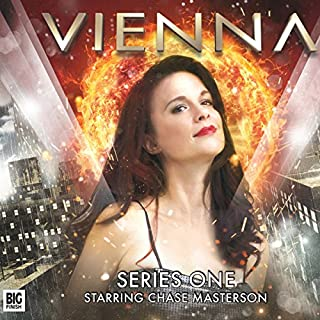 Vienna Series 01 audiobook cover art