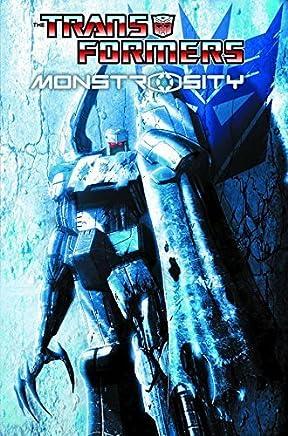 Transformers: Monstrosity by Chris Metzen Flint Dille (2013-12-24)