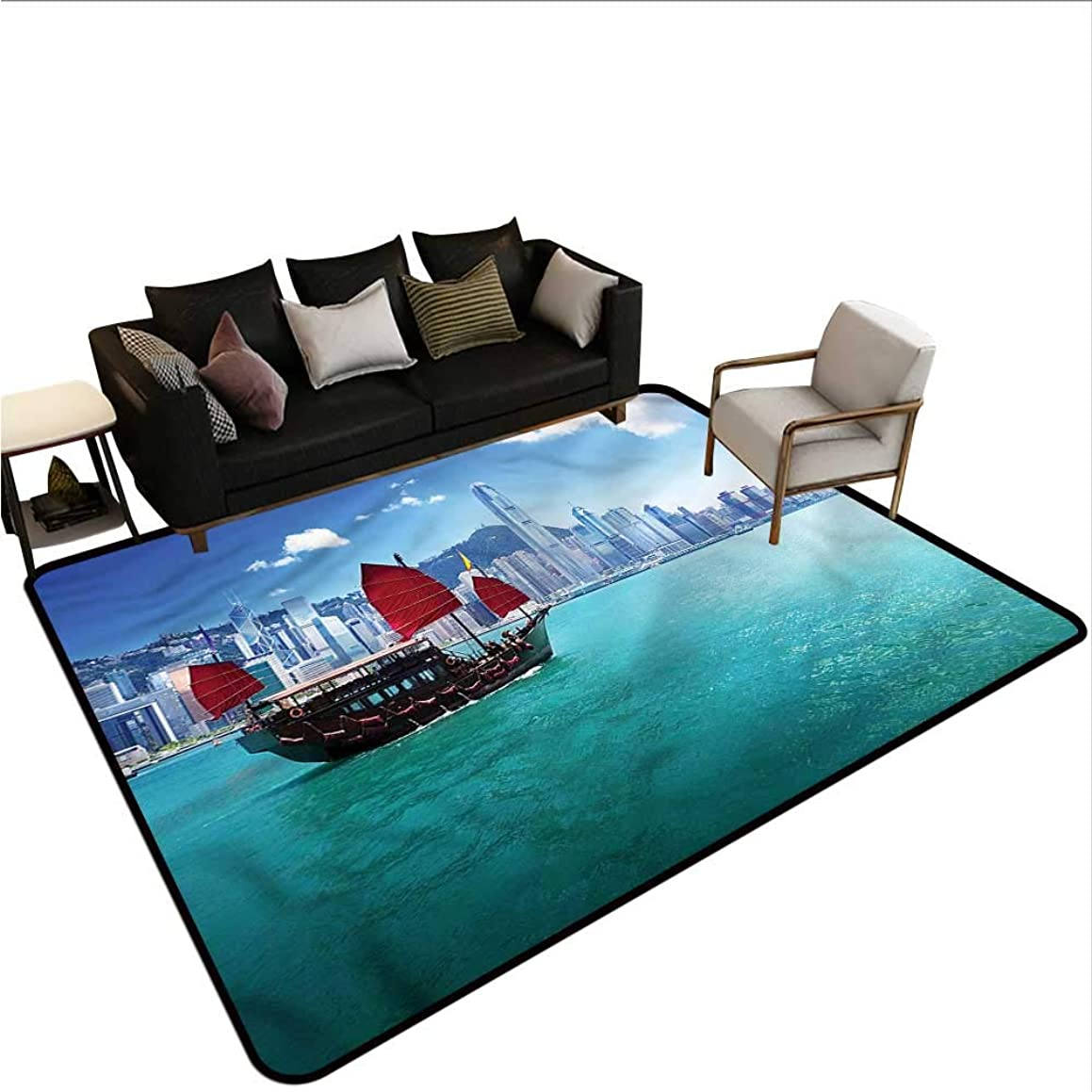 Ocean,Front Mat Home Decorative Carpet 60