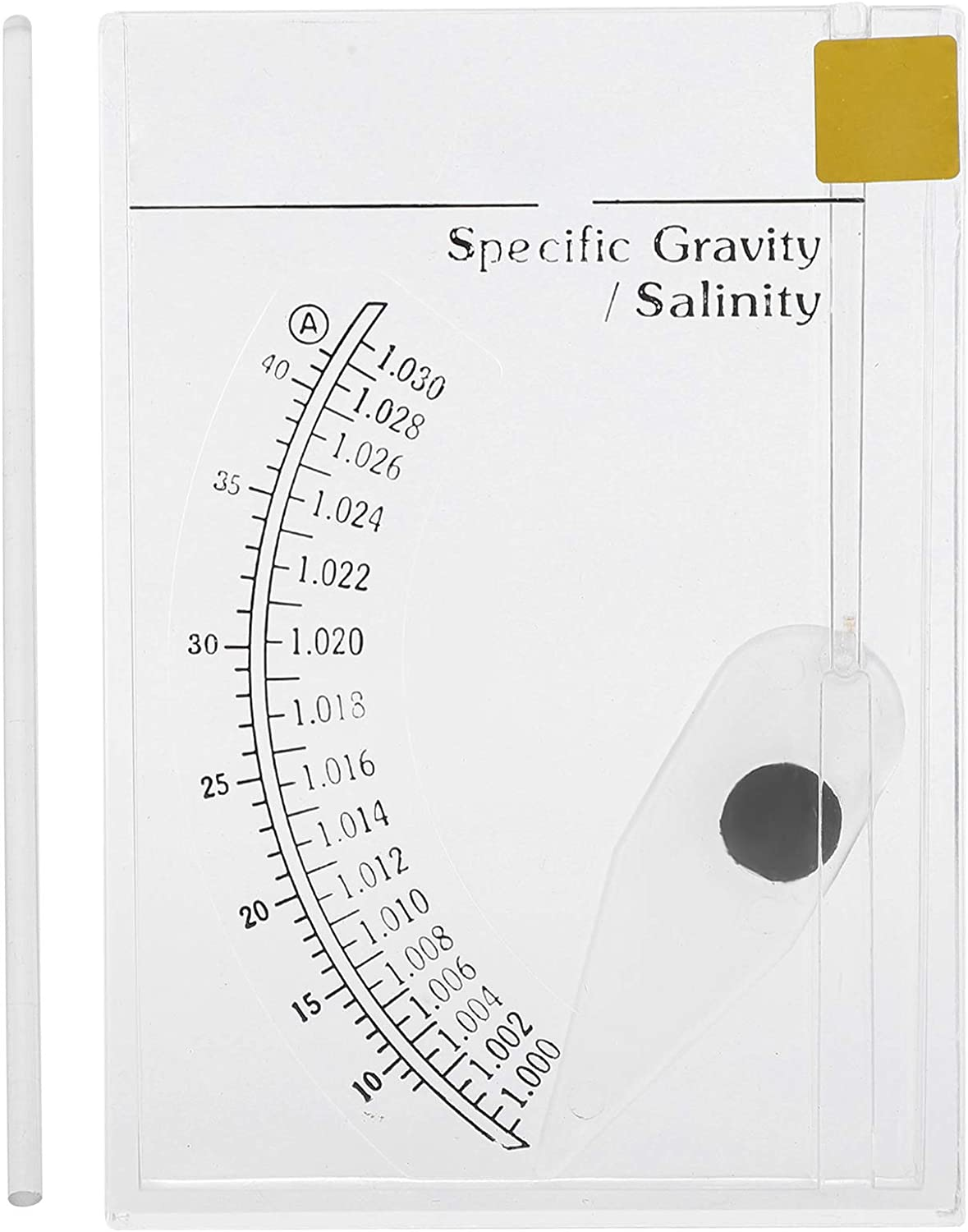 eecoo Sea Hydrometer Large discharge sale Salinity Import Specific Saltwater Gravity Co Test