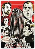 DIE Hard – Bruce Willis - U.S Movie Wall Poster Print -