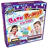 WILD! Science Bath Bomb Factory - Make Bath bombs for kids - Childrens bath bombs that create...