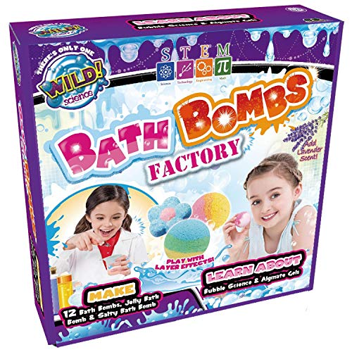 Wild Science Fabrique de Bombes de Bain