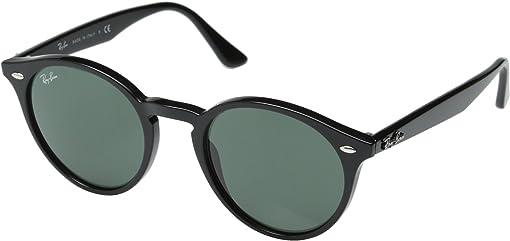 Black/Gray Green