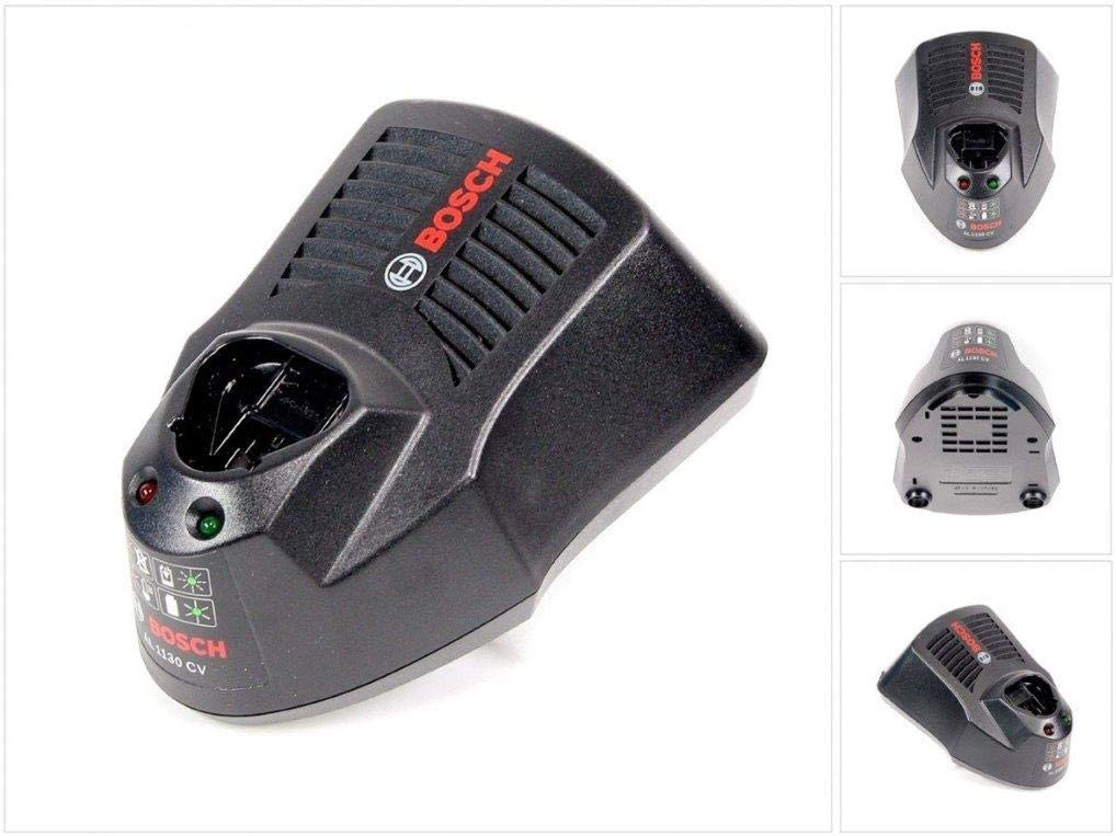 Bosch 2607225472 Ancien mod/èle AL 2215 CV Chargeur Rapide Li-ION 14,4-21,6 V /& Bosch Sachet de 24 Lames pour Art 26 Li 0600878L01