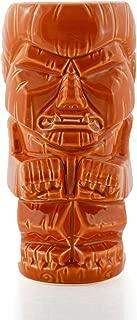 Geeki Tikis 16 Ounces Ceramic Mug   Werewolf Wolfman   Brown