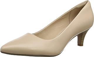 269f9322950c8 Amazon.co.uk: Beige - Court Shoes / Women's Shoes: Shoes & Bags
